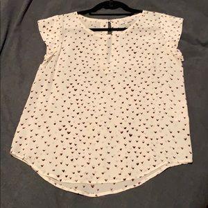 Joie silk shirt - XS